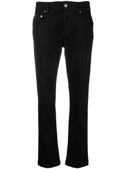 Dolce&Gabbana узкие джинсы низкой посадки FTAIADG899C
