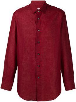 Brioni рубашка с длинными рукавами SCAY0LP9111