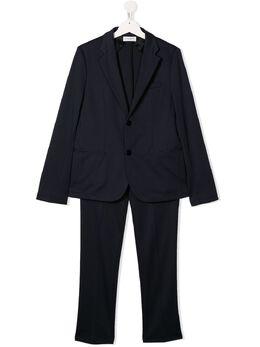 Paolo Pecora Kids костюм-двойка строгого кроя PP2181