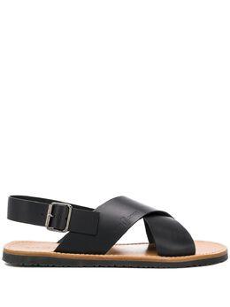 Car Shoe сандалии с перекрестными ремешками KUX9763L9H