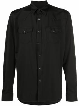 Hydrogen рубашка с карманами 260526