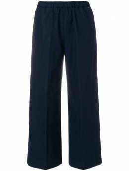 Aspesi полосатые брюки строгого кроя E5HH128D307
