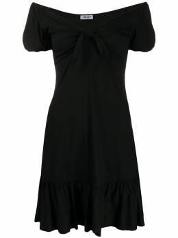 Liu Jo платье с перекрученной деталью FA0029J5959