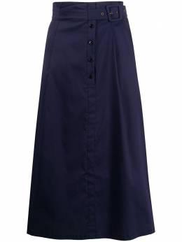 Patrizia Pepe юбка с завышенной талией 2G0774A23
