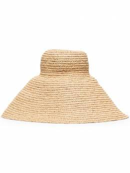 Jacquemus соломенная шляпа Le Chapeau Valensole 201AC04201
