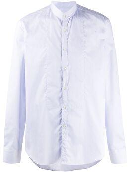Dell'oglio рубашка с воротником-стойкой BAGU2B7UUC12