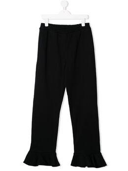Philosophy Di Lorenzo Serafini Kids брюки с оборками PJPA30FE144