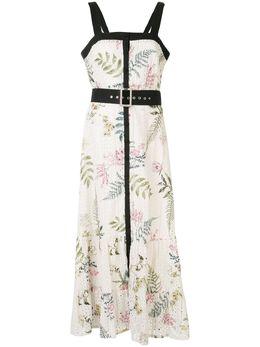 We Are Kindred расклешенное платье миди Hazel KIN1532