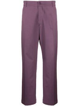 Noon Goons строгие брюки с завышенной талией NGCO016