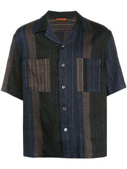 Barena рубашка Solana в полоску CAU2632