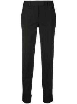 Alberto Biani брюки скинни с заниженной талией CC813CO0254