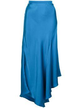 Anine Bing юбка миди асимметричного кроя A044050400