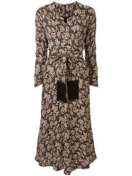 Rebecca Vallance платье миди Josephine 20011628