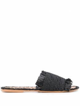 Manebi сандалии на плоской подошве S16Y0