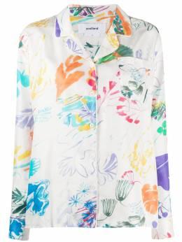 Soulland рубашка Lia с принтом W0104030LIA