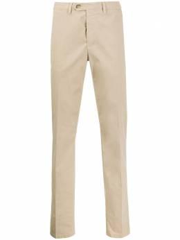 Canali брюки чинос прямого кроя PT0045291633