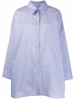 Acne Studios рубашка оверсайз AC0210