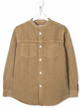 Dondup Kids рубашка с длинными рукавами BC084BFE013BEPT