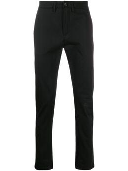 Department 5 строгие брюки прямого кроя U20P02F2001