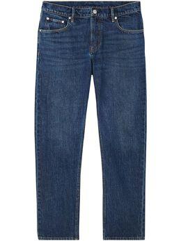 Burberry джинсы прямого кроя 8023176