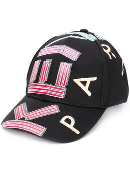 Kenzo кепка с логотипом FA55AC201F26