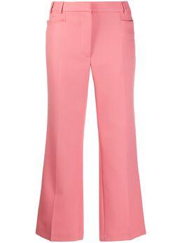 Stella McCartney укороченные расклешенные брюки 529866SOA36