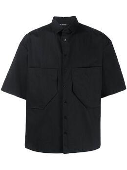 Neil Barrett рубашка с карманами BCM1344VN103