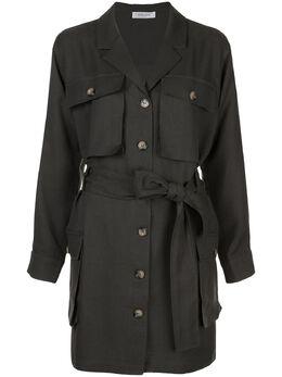 Anine Bing платье-рубашка Kaiden A021009340