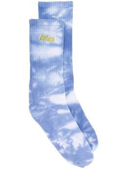 Aries носки с принтом тай-дай SQAR00044