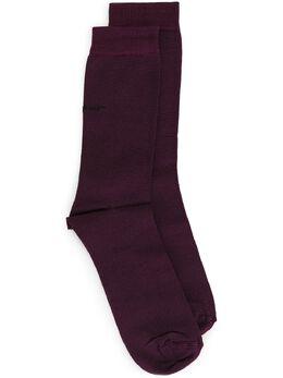 Salvatore Ferragamo носки с логотипом 360682