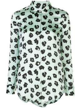 Equipment рубашка с абстрактным принтом 6765E900