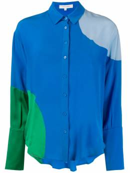 Chinti And Parker рубашка в стиле колор-блок TS14