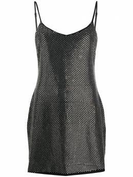 John Richmond платье-комбинация мини RWP20197VESM