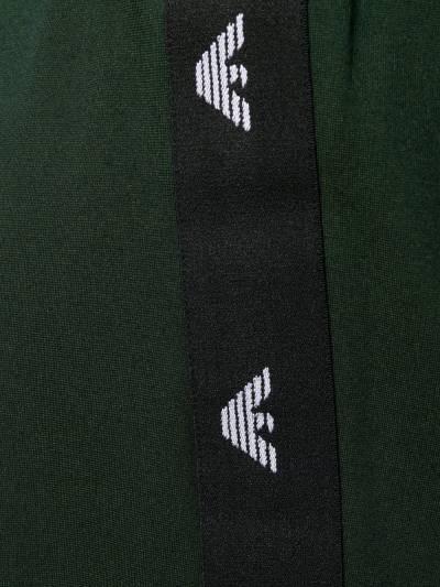 Emporio Armani спортивные брюки с логотипом 3G1P991J13Z - 5