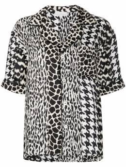 Pierre-louis Mascia рубашка Aloeuw с принтом CMC10497