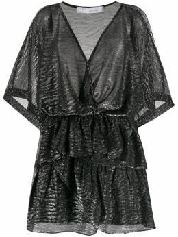 Iro платье мини Wide с оборками WP33WIDE