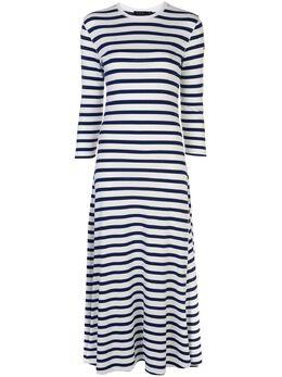 Polo Ralph Lauren платье из джерси в полоску 211783912001
