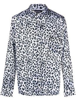 Noon Goons рубашка с длинными рукавами и леопардовым принтом NGSS20045