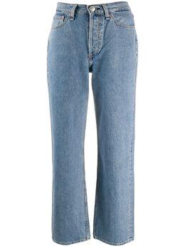 Rag&Bone прямые джинсы Ruth с завышенной талией WDD20S2665B1MI