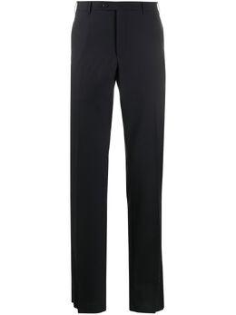Corneliani строгие брюки прямого кроя 8542640118119