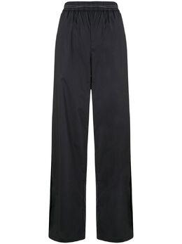 Venroy брюки широкого кроя с завышенной талией WPPPOPPANTNVY