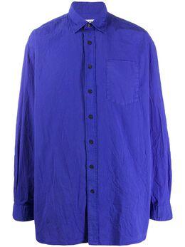 Acne Studios рубашка оверсайз на пуговицах BB0181