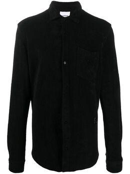 Soulland рубашка Logan с длинными рукавами LOGANBLACK