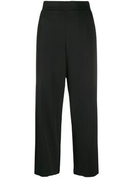 Piazza Sempione укороченные брюки с завышенной талией PP072M7S3423