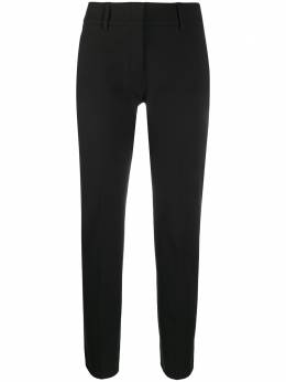 Piazza Sempione брюки кроя слим со складками PP494P0S3400