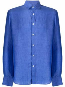 Canali рубашка с длинными рукавами GH01122LX77