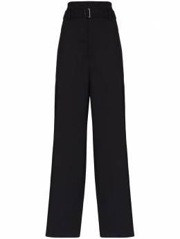 Low Classic брюки с присборенной талией и поясом LOW20SSPT10NV