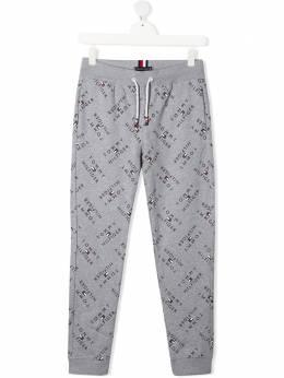 Tommy Hilfiger Junior спортивные брюки с логотипом KB0KB05754