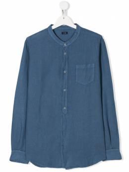 Il Gufo рубашка с воротником-стойкой P20CL016L6006