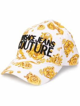 Versace Jeans Couture кепка с принтом Baroque E8HVBK04S0686